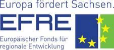 EFRE-Logo Sachen 2010