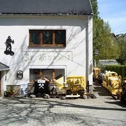 Bergbauausstellung Außenansicht Qelle: Mit freundlicher Genehmigung von Heiko Hirschmann