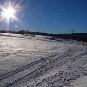 Winterlandschaft in Breitenbrunn Quelle: Gemeinde Breitenbrunn